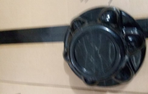 6 lug Black